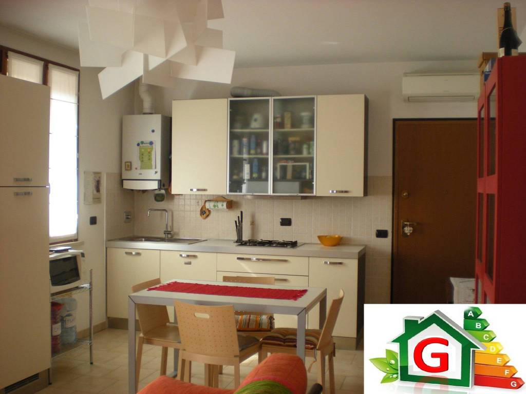 foto  2-room flat good condition, first floor, Poviglio