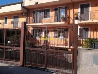 Foto - Villa a schiera via Messina, Paternò