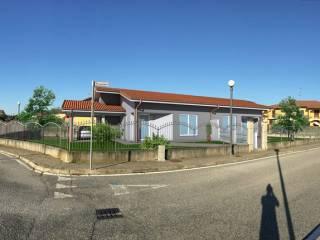 Foto - Villa unifamiliare via Dottor Augusto Rosso, Tronzano Vercellese