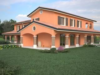 Foto - Casa indipendente 226 mq, nuova, Bovolone