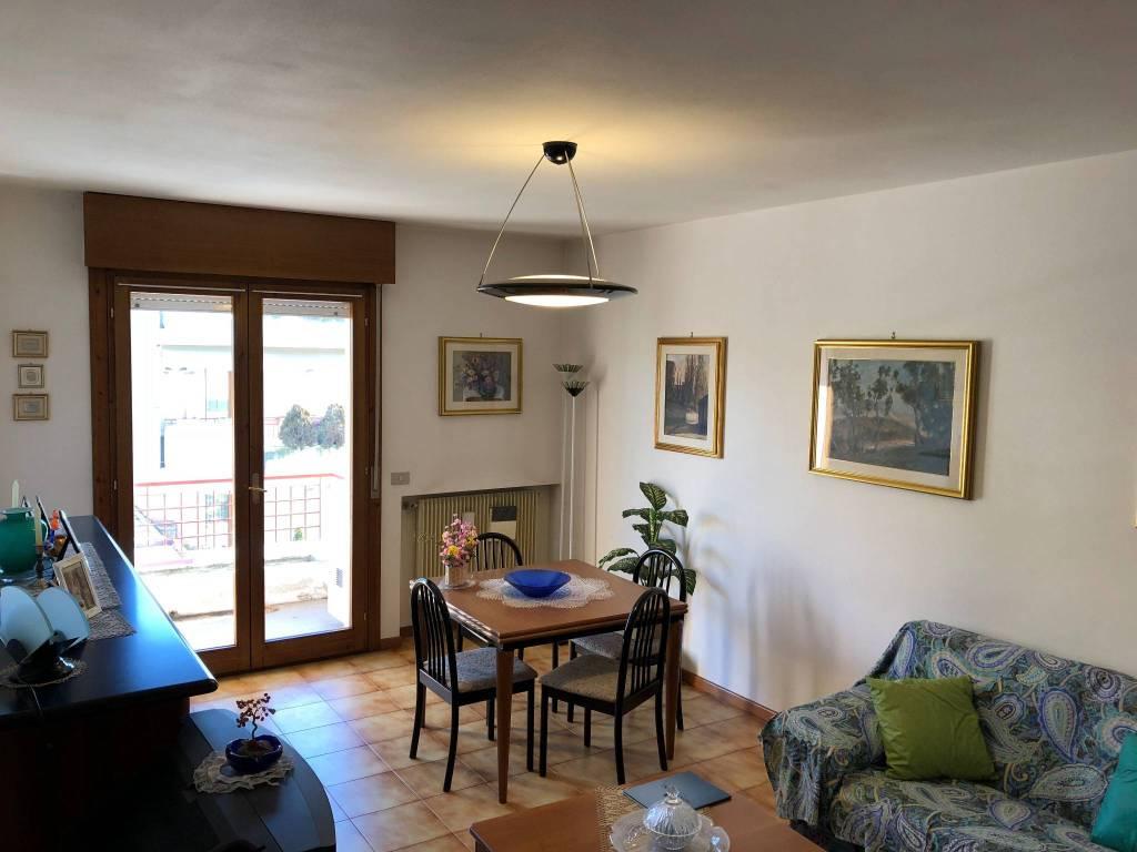 foto soggiorno 4-room flat via San Pio X, Montebelluna