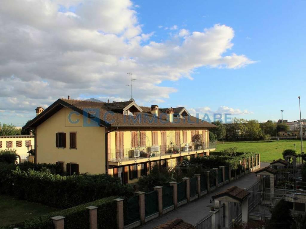 foto Esterno Single family villa via Rugacesio 28, Segrate
