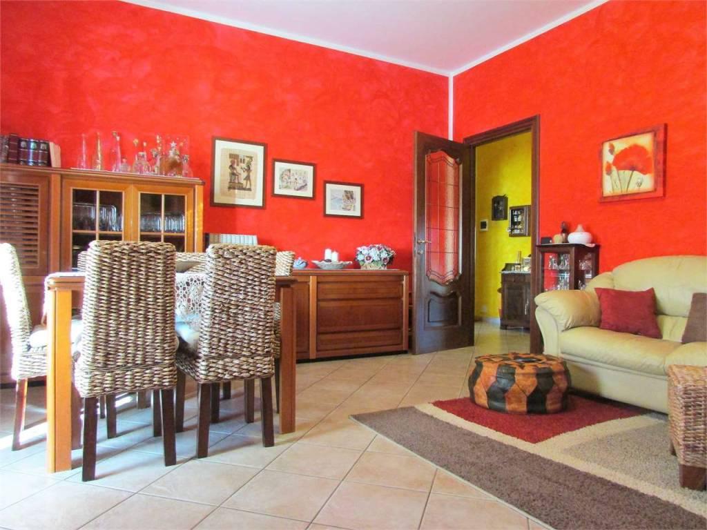 foto sala 4-room flat via Nazionale 37, Cambiano