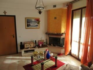 Foto - Villa a schiera via Unità d'Italia, Osteria Nuova, Montelabbate