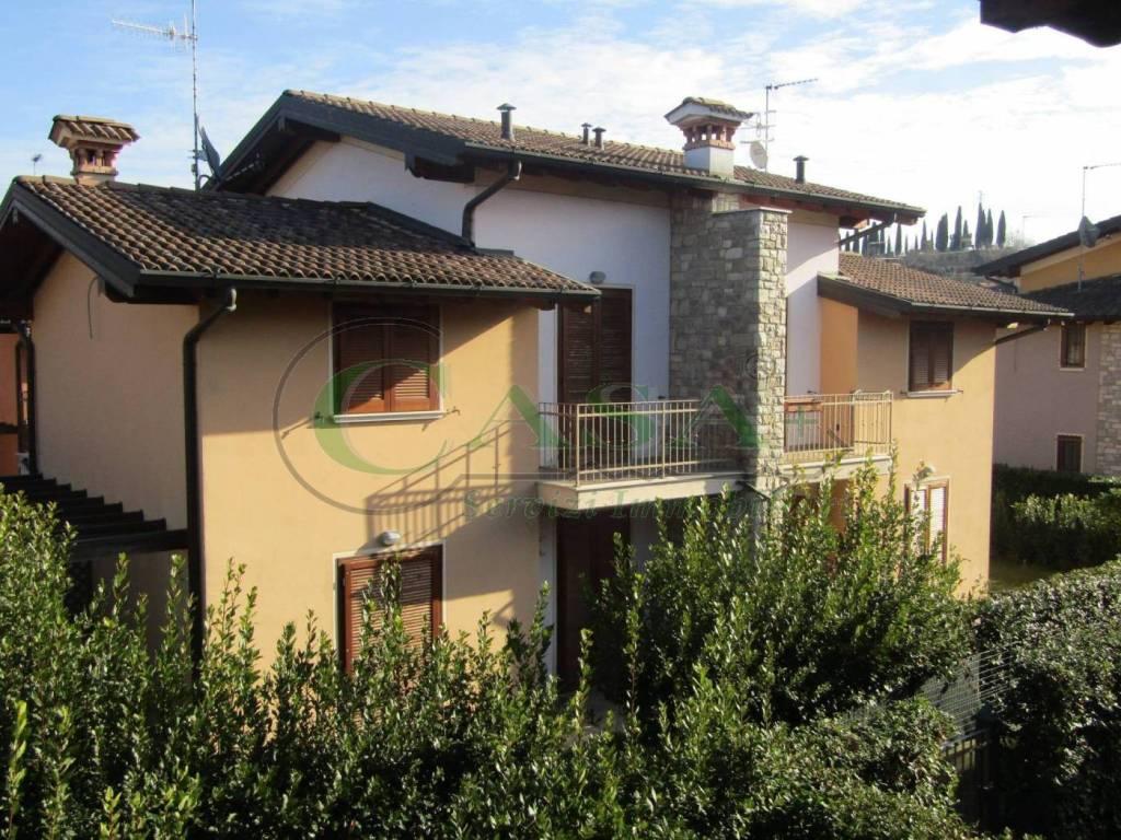 foto Lonato Villa a schiera via Marziale Cerutti 84, Lonato del Garda