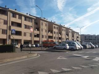 Foto - Trilocale piazzale Europa 12, Camucia, Cortona