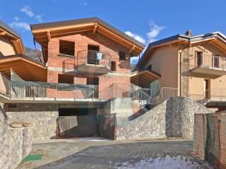 Foto - Villa a schiera via Colombera, Capo di Ponte