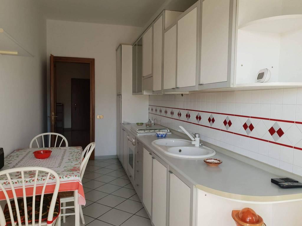 foto cucina 3-room flat via Tiraboschi, Trescore Balneario