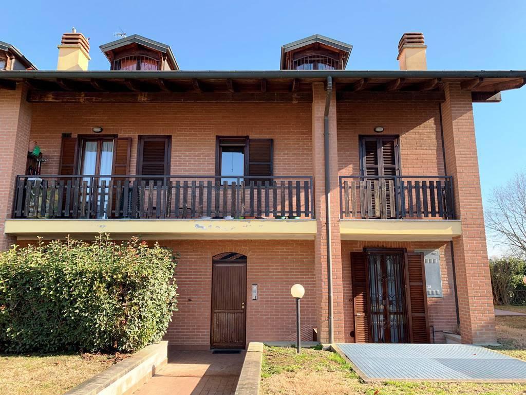 foto Facciata 2-room flat via Cascina Bertacca, Bubbiano