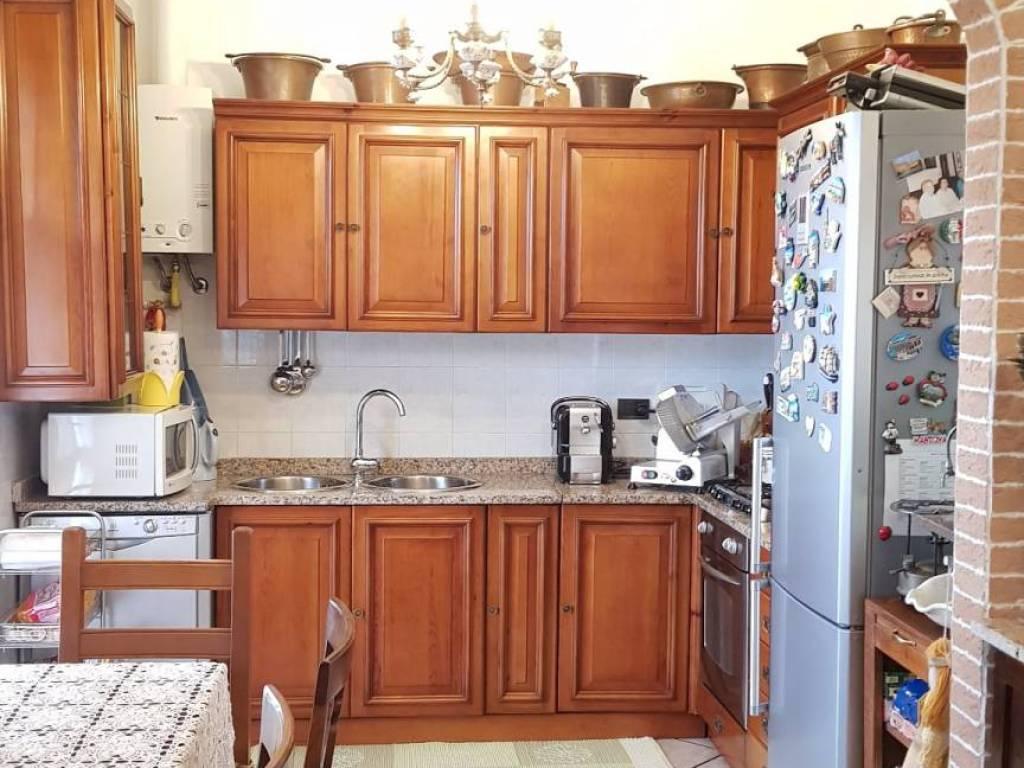 foto cucina 1 2-room flat via Francesco Cordoni, Melegnano