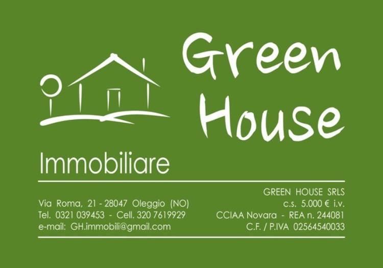 foto GREEN HOUSE Stabile o palazzo via Roma 21, Oleggio