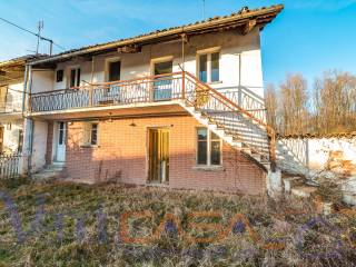 Foto - Casa indipendente 120 mq, da ristrutturare, Saluzzo