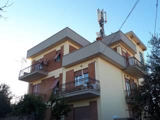 Foto - Trilocale via di Passo Lombardo 116, Tor Vergata, Roma