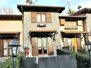 Foto - Villa a schiera via Callameri, San Giovanni Bianco