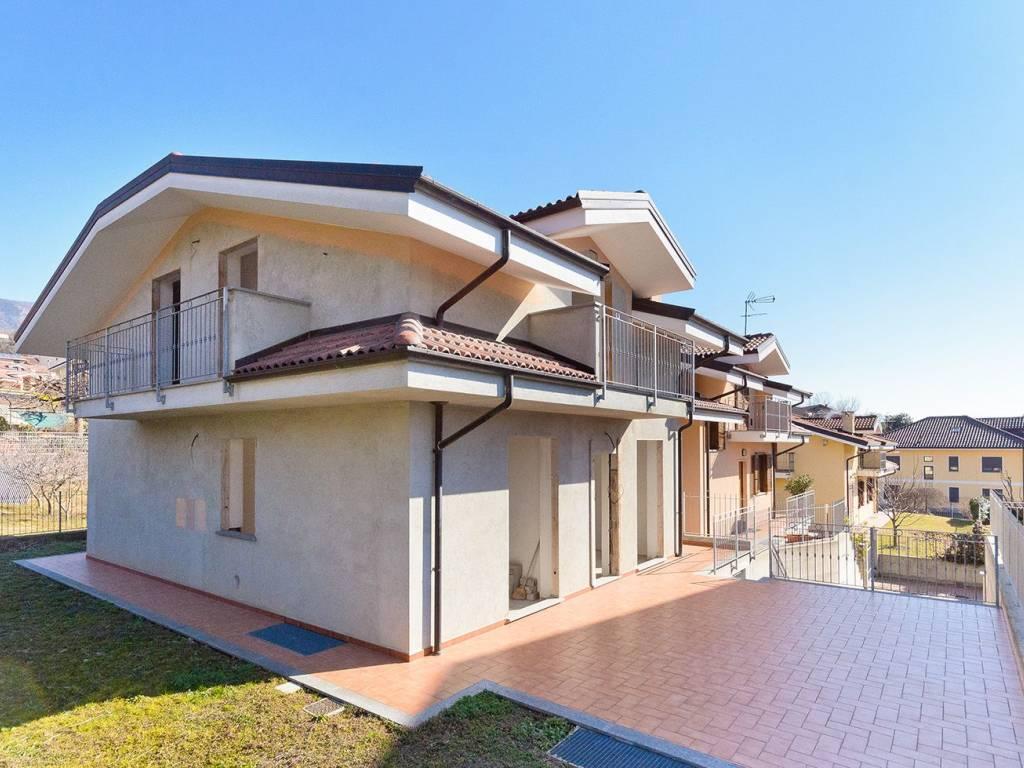 foto Facciata Detached house via Caselette, 21, Almese