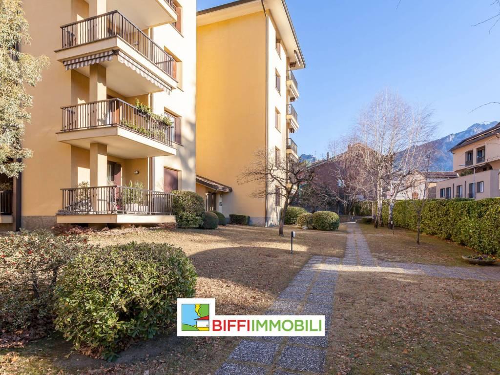Vendita Appartamento Lecco Trilocale In Via Milazzo Buono Stato