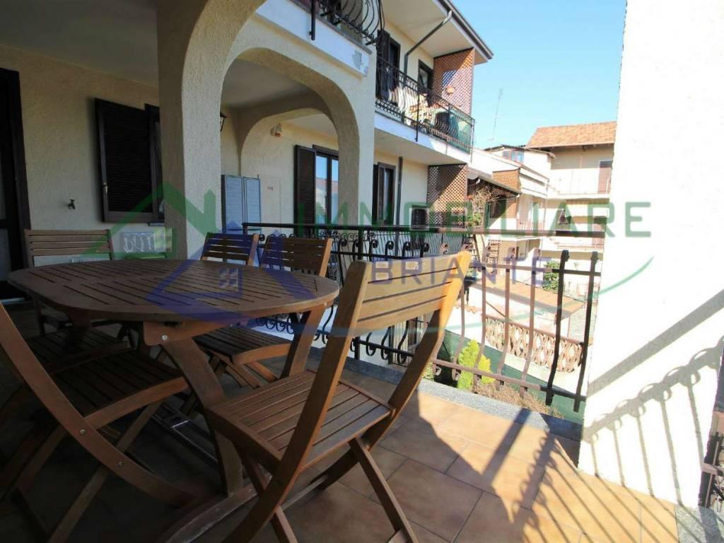 foto terrazzo Trilocale via Garibaldi, Pombia