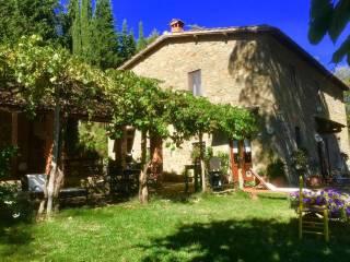 Foto - Casa colonica, buono stato, 275 mq, Greve in Chianti