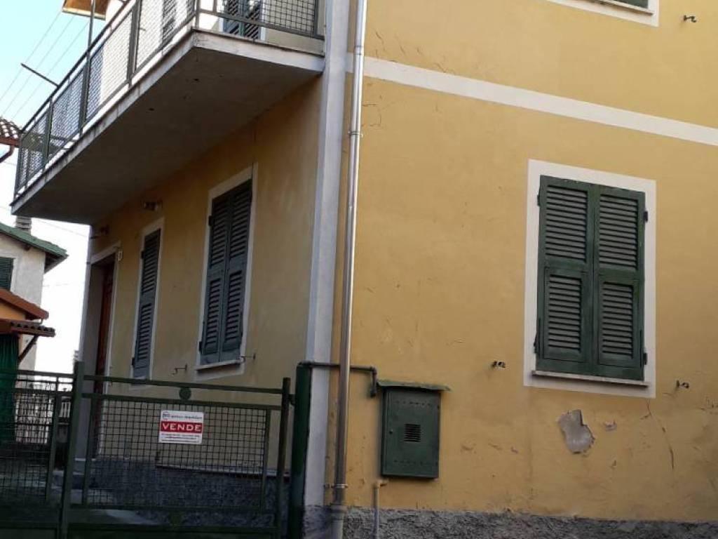 foto  Single-family townhouse via Dell Chiesa 24, Mornese