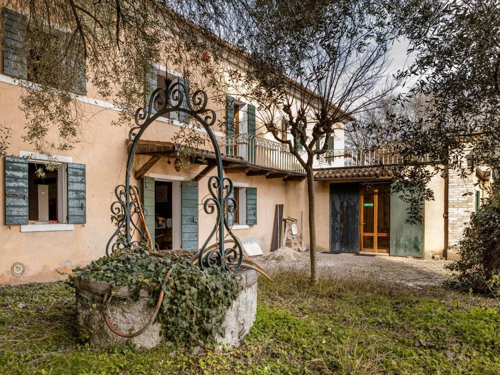 foto esterno Country house, to be refurbished, 134 sq.m., Roncade