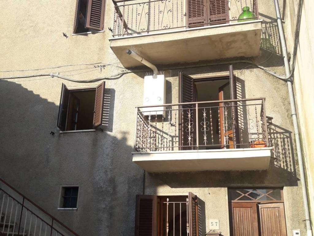 foto prospetto Single-family townhouse Località Poggiola, Arezzo