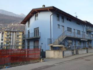 Foto - Quadrilocale via V Alpini, Morbegno