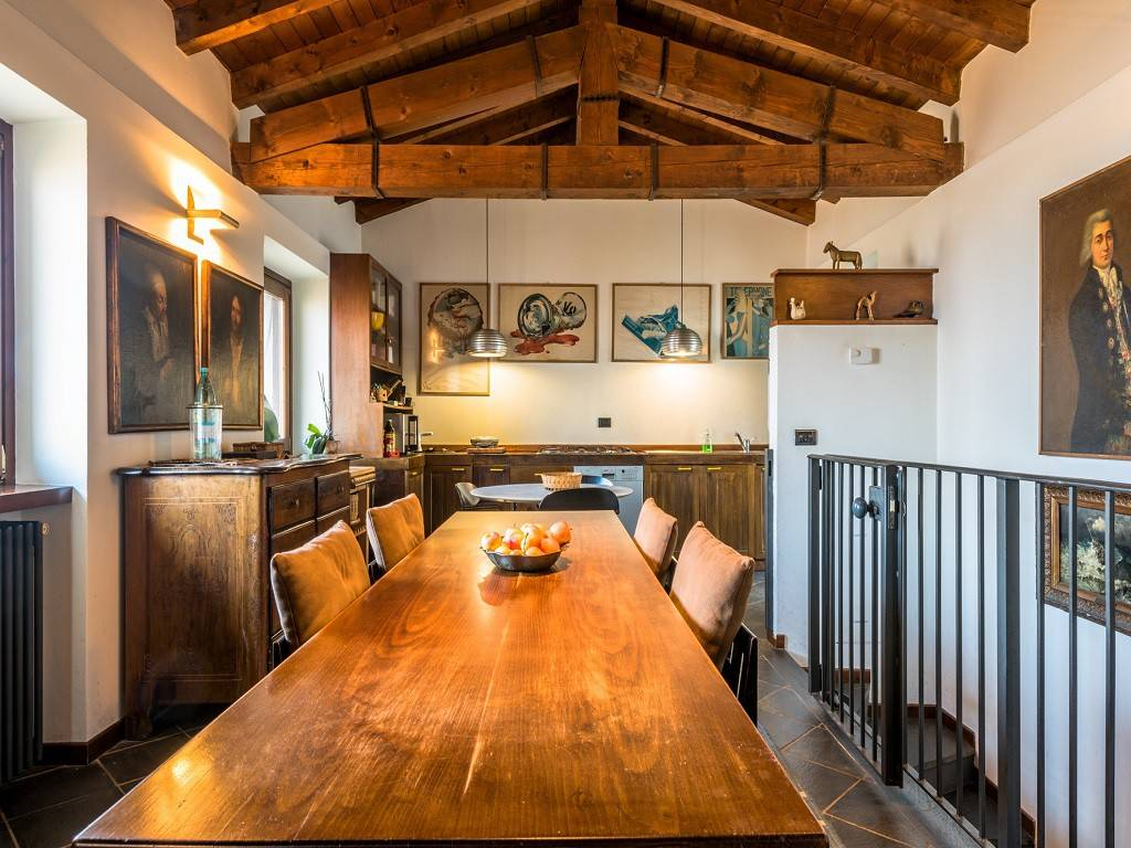 foto cucina Farmhouse via Cedrina, Albino