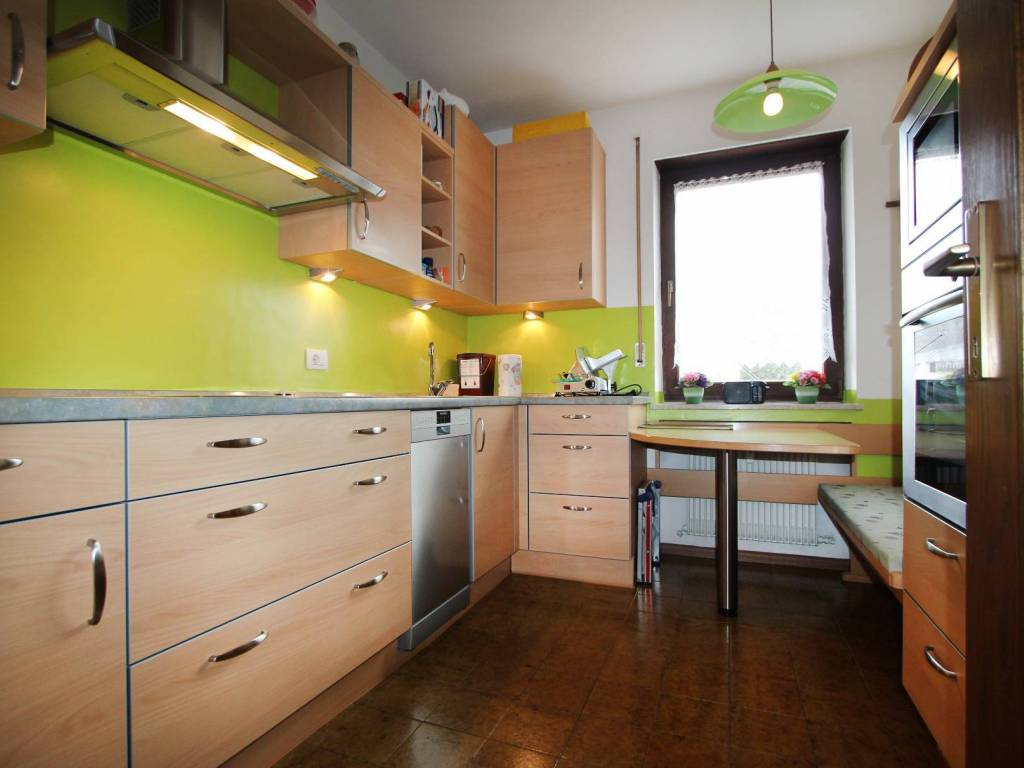 foto cucina 3-room flat Peter-Anich-Siedlung 12B, Brunico