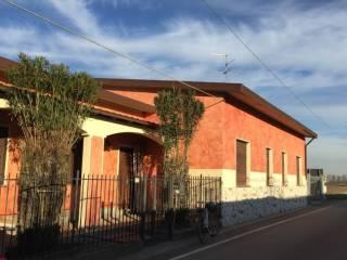 Foto - Villa unifamiliare, da ristrutturare, 128 mq, Paderno Ponchielli