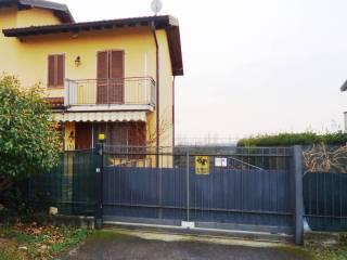 Foto - Villa bifamiliare via Pagazzano 65, Brignano Gera d'Adda