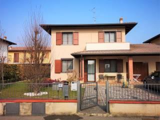 Photo - Two-family villa, excellent condition, 133 sq.m., Camisano