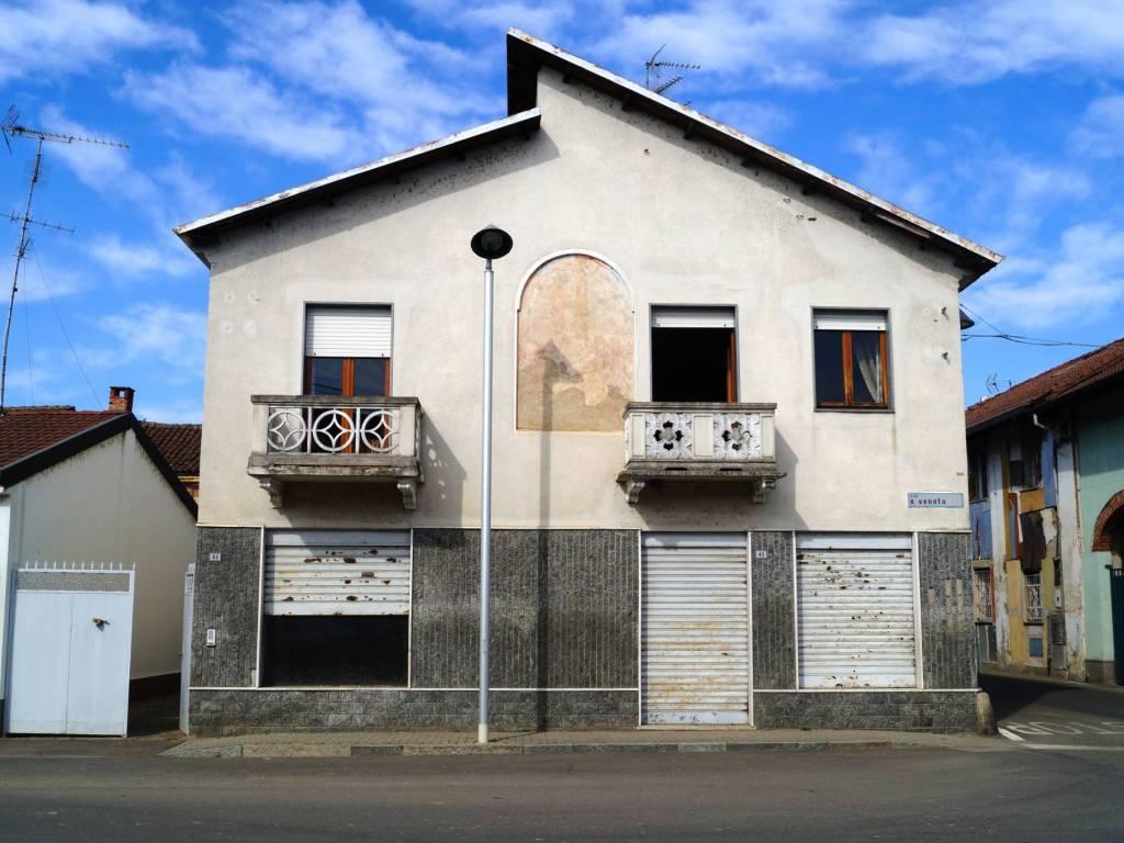 foto facciata Villa indépendante via Vittorio Veneto, Pezzana