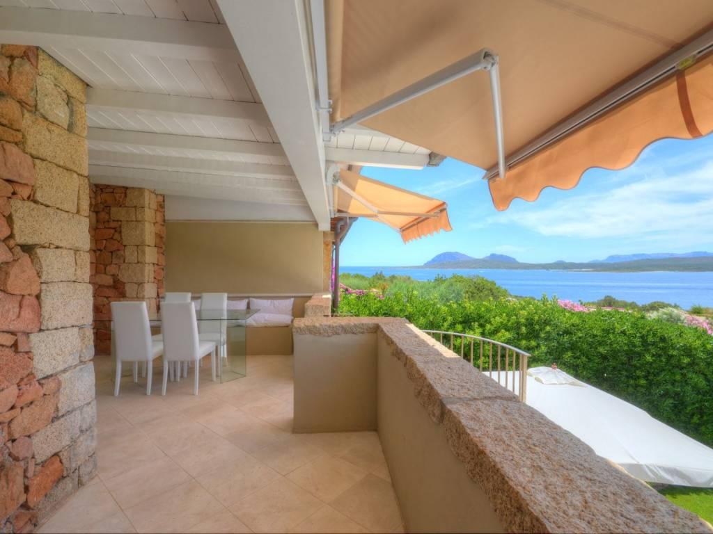foto terrazza Villa a schiera Strada Punta Lada, Olbia