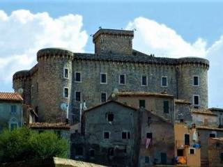 Photo - Castle quattro piani, excellent condition, Santa Balbina, San Polo dei Cavalieri