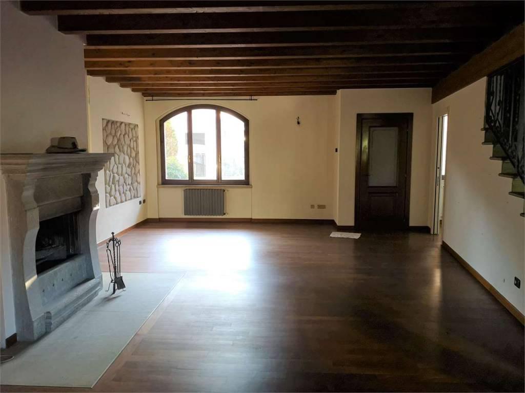 foto SOGGIORNO Terraced house via Santo Stefano 29, Mozzanica