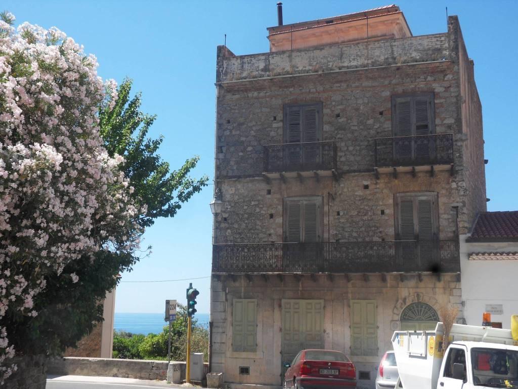 foto Esterno Historisches Haus via Acquafredda, Maratea