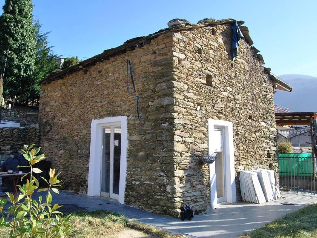 Foto 1 di Rustico / Casale Borgata Ramate, Pramollo