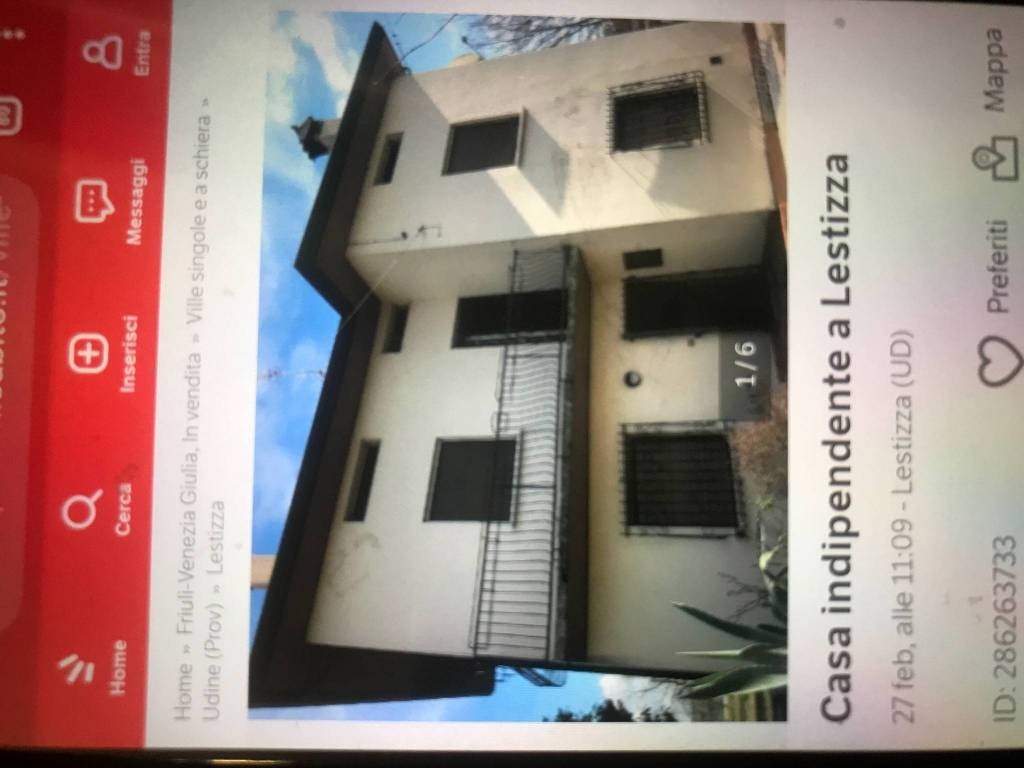 foto  Villa unifamiliare via Gorizia, Lestizza