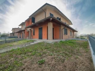 Foto - Villa a schiera via Giuseppe Mazzini 4-B, Scandiano