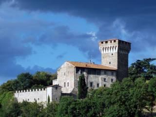 Foto - Castello Località Castelnuovo 128, Subbiano