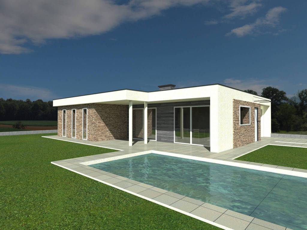 foto  Single family villa via Venezia, San Giorgio Bigarello