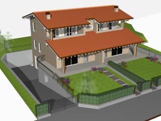 Foto - Villa bifamiliare, nuova, 160 mq, Sabbio Chiese