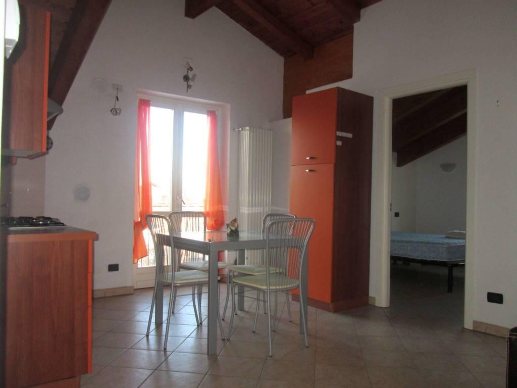 foto soggiorno 2-room flat via Don Giuseppe Maccario 13, Boves