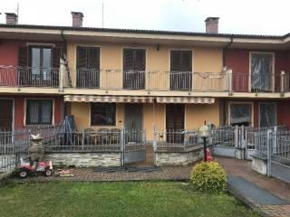 Foto - Villetta a schiera all'asta regione Brignola, Centallo