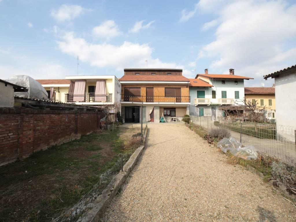 foto ESTERNO Single family villa via Cristoforo Colombo 33, Poirino