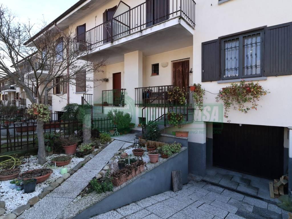foto villetta Terraced house via Giuseppe Verdi 33, Settala