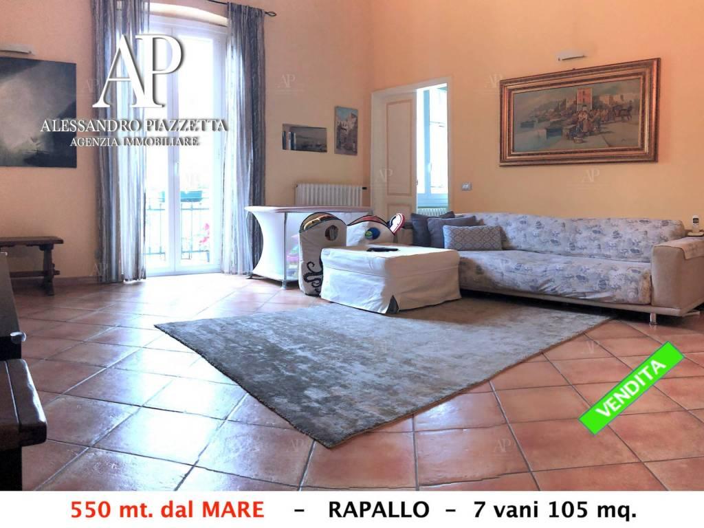 Agenzie Immobiliari A Rapallo vendita appartamento rapallo. ottimo stato, terzo piano