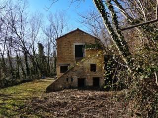 Foto - Casa colonica, da ristrutturare, 110 mq, Offida