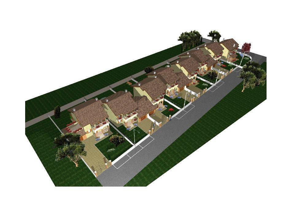 foto  Villa a schiera via Guglielmo Marconi, Vicolungo