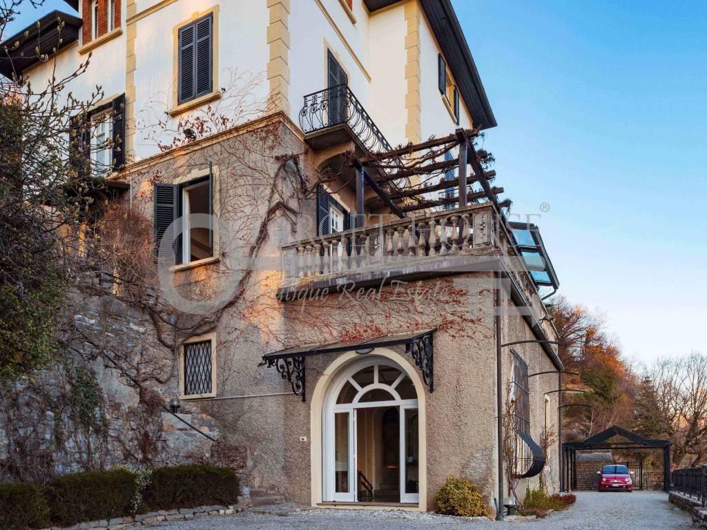 foto esterno Single family villa via per Bisbino 16, Cernobbio